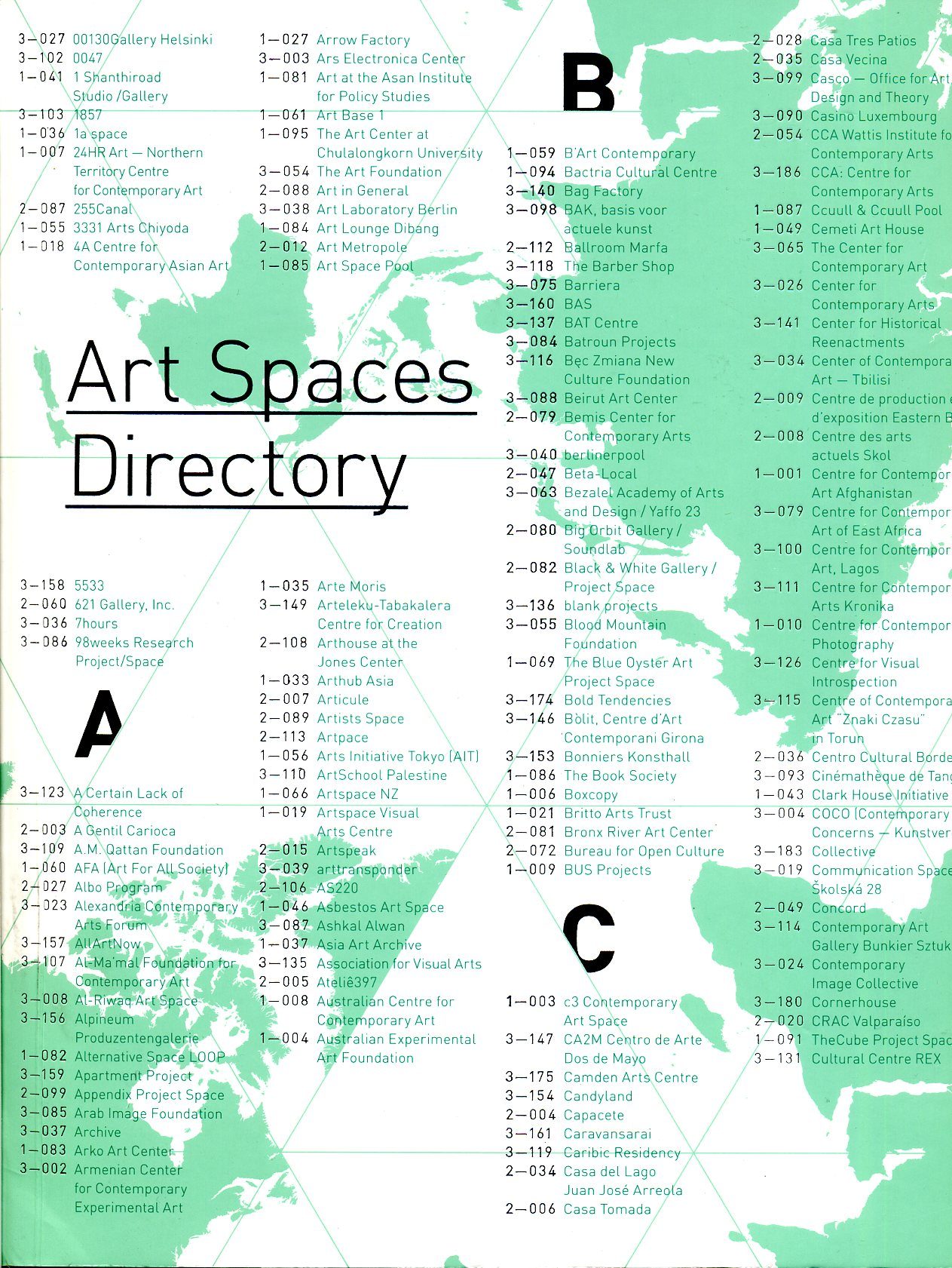 Art Space Directory Book0029
